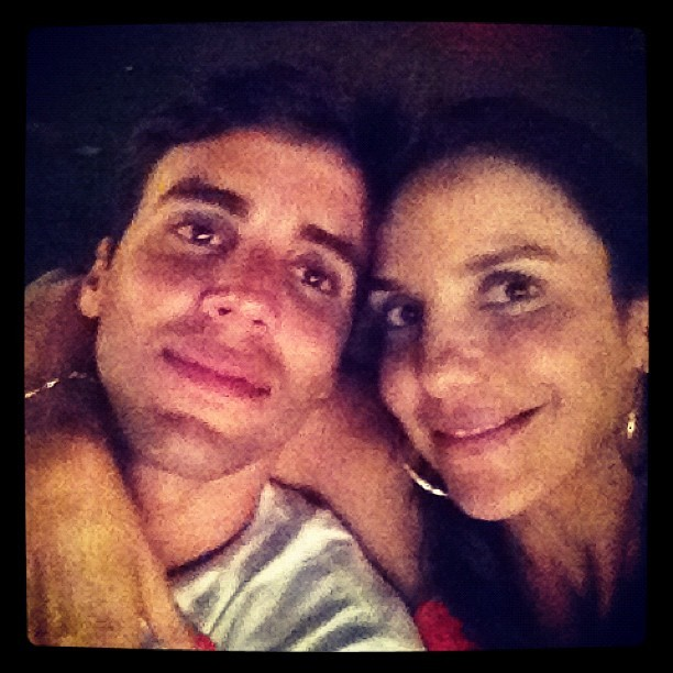 Daniel Cady e Ivete Sangalo (Foto: Reprodução/Instagram)