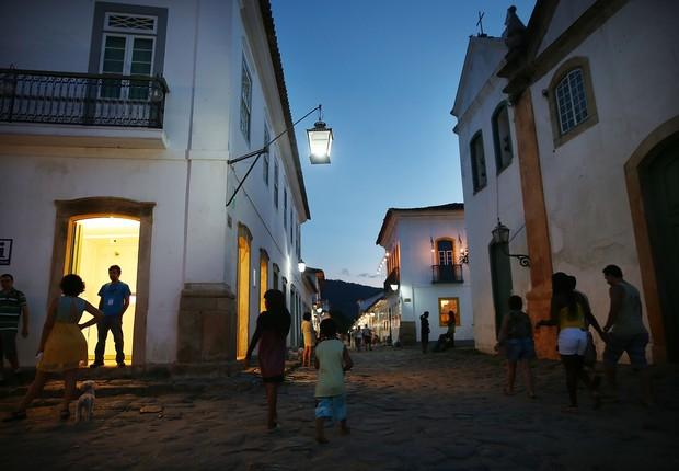 Paraty, RJ (Foto: Mario Tama/Getty Images)