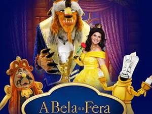 Espetáculo 'A Bela e a Fera' será encenado no Shopping RioMarD (Foto: Divulgação)