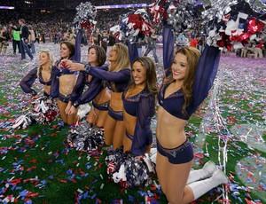 cheerleaders, Superbowl, NFL (Foto: Reuters)