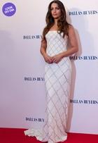 Look do dia: Camila Alves usa longo bordado que cria ilusão de ótica