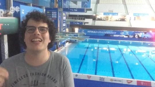 """Guilherme Costa elogia Nicholas Santos: """"Panela velha é que faz comida boa"""""""
