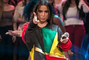 Anitta apresenta novo hit (Foto: Isabella Pinheiro/Gshow)