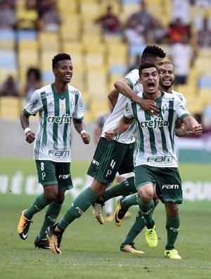 Gol Egídio Fluminense x Palmeiras