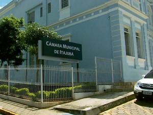 Câmara aprovou reajuste de salário dos vereadores de Itajubá (Foto: Reprodução EPTV)