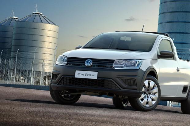 Volkswagen Saveiro (Foto: reprodução)
