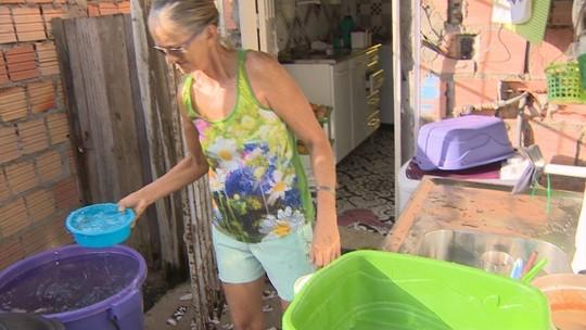 Moradores de bairro da Z. Leste de Manaus reclamam de falta de água