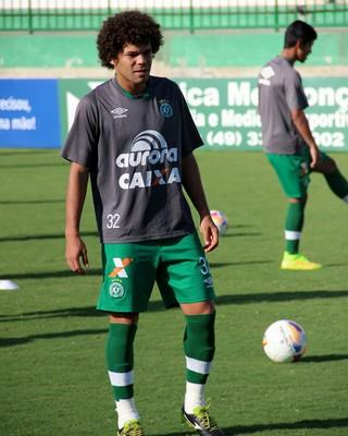Camilo Chapecoense (Foto: Cleberson Silva/Chapecoense)
