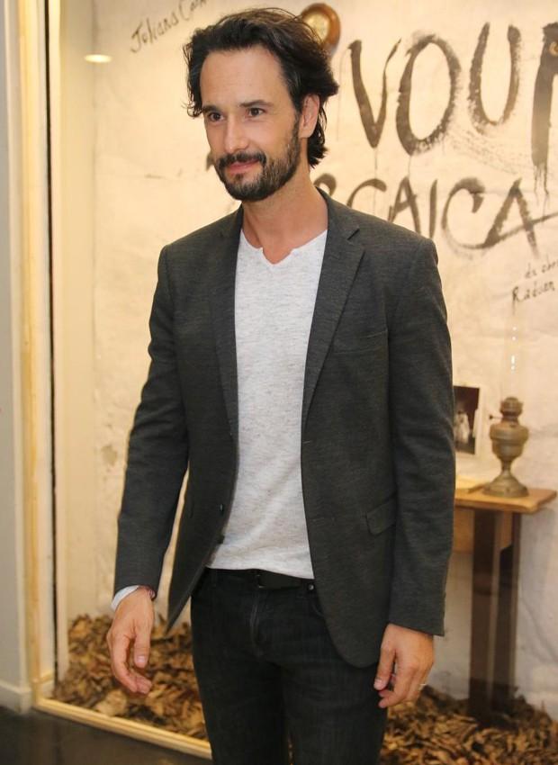 Rodrigo Santoro (Foto: AgNews)