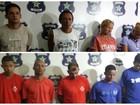 Grupo preso pela polícia comandava crimes de dentro de presídio em AL