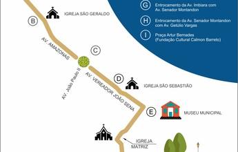 Fim do revezamento da Tocha em Araxá ocorre no Parque do Cristo