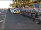 PM morto a tiros por assaltantes da Prosegur é enterrado em Batatais, SP