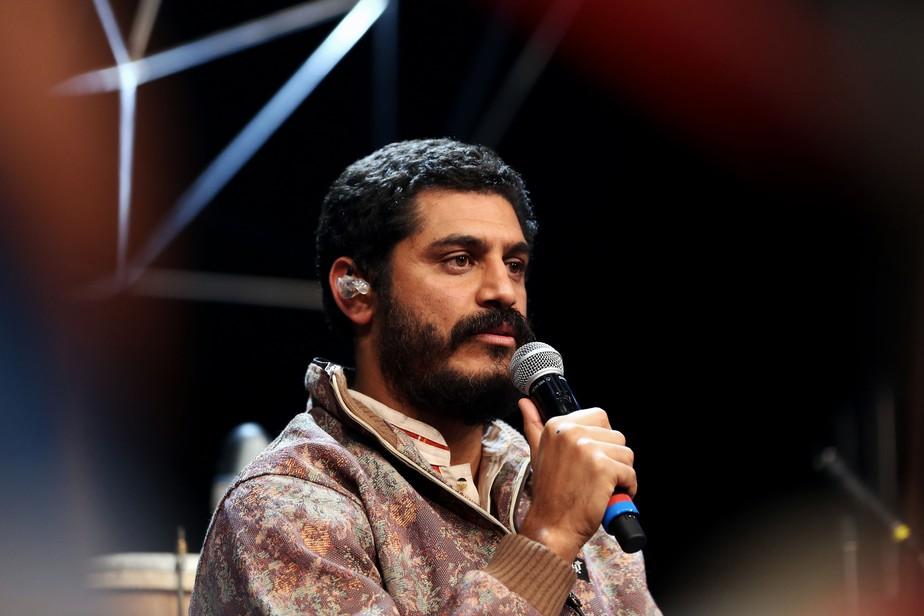 Criolo fala de sua relação com o samba: 'Energia maior'