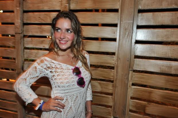 Fernanda Motta oferece festa em Jurerê com a presença de Monique Alfradique (Foto: Divulgação / Cassiano de Souza)