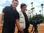 Jornalista Edigar Neto comemora 10 anos como repórter da TV Clube
