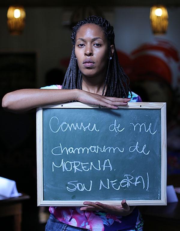 Larissa Isis, fotógrafa e autora do Projeto Cansei (Foto: Larissa Isis)
