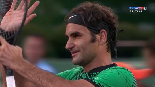 Com dificuldade, Federer passa por Agut e está nas quartas em Miami
