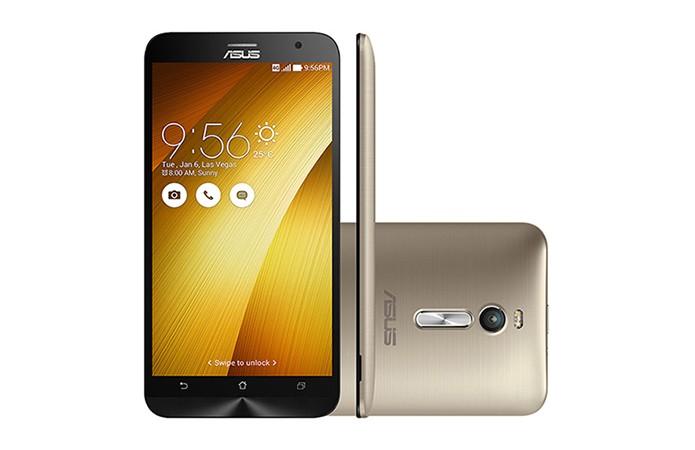 Versão dourada com 32 GB de armazenamento é a mais cara (Foto: Divulgação/Asus)