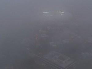 Previsão de tempo instável em boa parte do RIo Grande do Sul nessa sexta-feira (6) (Foto: Reprodução / RBS TV)