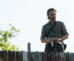 Andrew Lincoln como Rick em cena de 'The walking dead' |  Gene Page/AMC