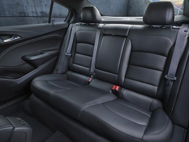 Novo Chevrolet Cruze (Foto: Divulgação)