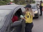 Entram em vigor nesta terça (1º) os novos valores das multas de trânsito