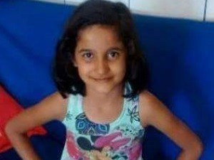 Evelyn Batista Rodrigues foi morta a tiros em Caldas Novas, Goiás (Foto: Reprodução/ TV Anhanguera)