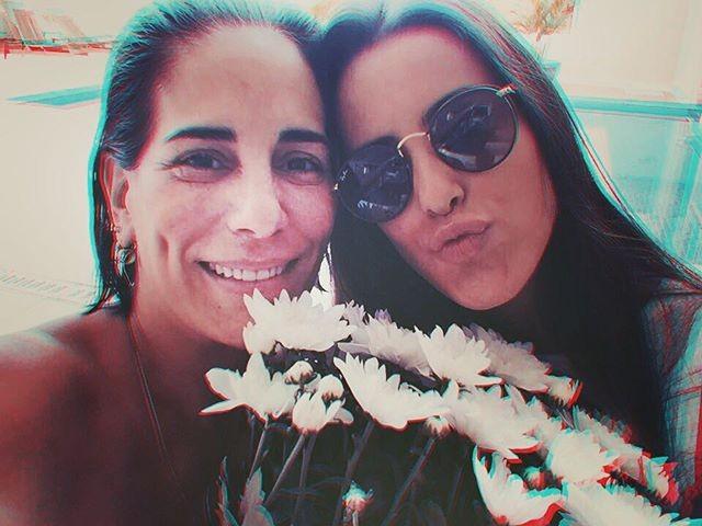 Gloria Pires e Ana (Foto: Reprodução Instagram)