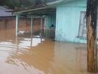 Chuva traz prejuízos a várias cidades dos Campos Gerais e do norte do PR