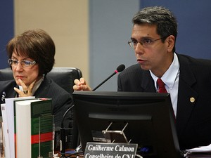Guilherme Calmon emitiu a decisão na segunda-feira (23) (Foto: Glaucio Dettmar/Agência CNJ)