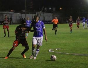 Godoy Cruz também teve amistoso com o Deportivo Maipú (Foto: Divulgação/ Godoy Cruz)