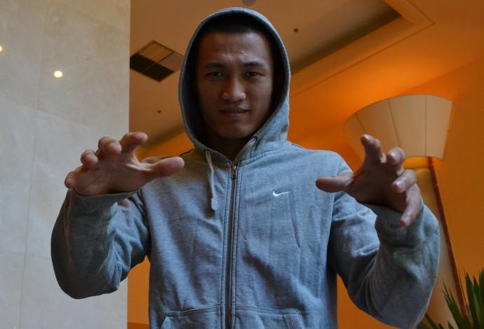 Zumbi Coreano Chan Sung Jung (Foto: Adriano Albuquerque)