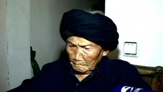 A chinesa Fu Suqing (Foto: BBC)