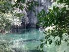 Lago do Japonês impressiona pela beleza e águas cristalinas no TO