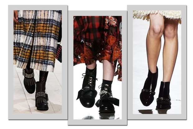 Tendencia Heavy-Metal - Sapatos (Foto: Getty, Antonio Barros e IMaxTree)