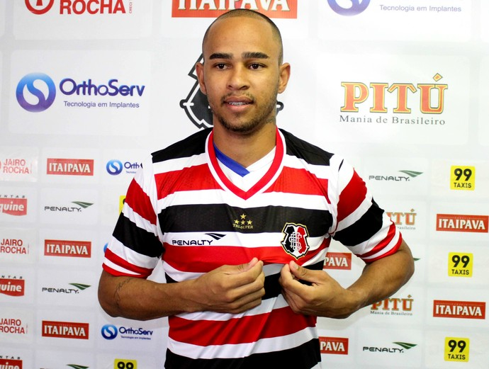 João Carlos Santa Cruz (Foto: Aldo Carneiro / Pernambuco Press)