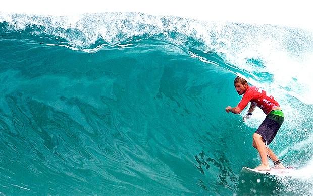 surfe John John Florence no Rio Pro (Foto: AP)