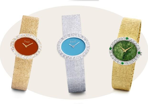Relógios Piaget (Foto: Reprodução )
