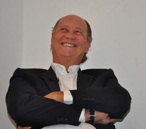 paulo roberto falcão; bahia (Foto: Eric Luis Carvalho/Globoesporte.com)