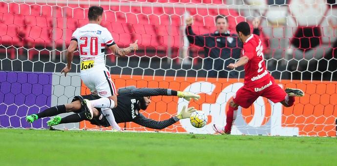 Danilo Fernandes goleiro Inter (Foto: Ricardo Duarte / Divulgação, Internacional)