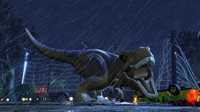 LEGO Jurassic World: confira dicas para mandar bem no game (Foto: Reprodução)