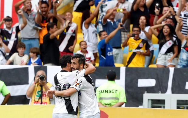 Douglas Gol, Vasco x ABC (Foto: Cezar Loureiro / Agência o Globo)