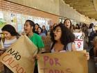 Cidades têm manifestações após estupro coletivo no Rio de Janeiro