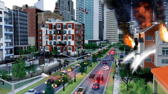 SimCity ganhará atualização que finalmente permitirá partidas offline (Foto: Divulgação)