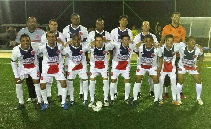 Fortaleza goleou o Santo André por 5 a 1 e conquistou o título do Capixaba de futebol 7 (Foto: Divulgação/Arquivo Pessoal)