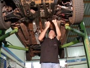 Mecânico em Campo Grande (Foto: Reprodução/TV Morena)