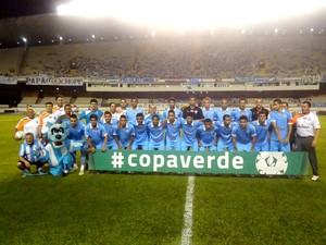 Paysandu tenta o seu quinto título nacional (Foto: Gustavo Pêna)