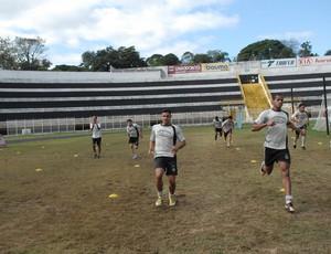 XV de Piracicaba Nhô Quim Copa Paulista (Foto: Fernando Galvão / XV de Piracicaba)