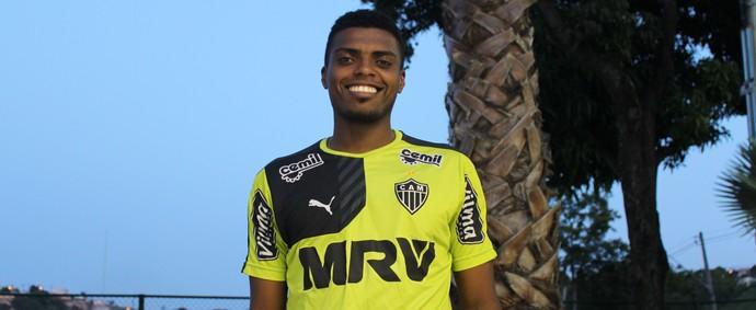 Jemerson, do Atlético-MG (Foto: Maurício Paulucci)