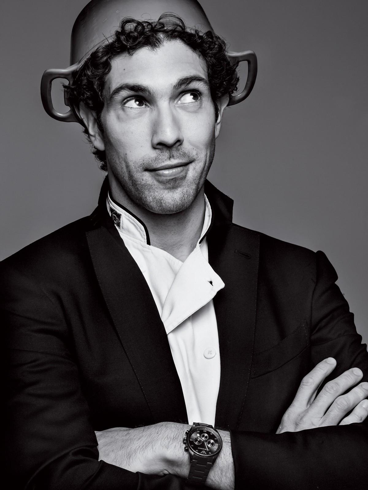Rodrigo Oliveira (Foto: Rodrigo Marques)